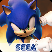 Sonic Forces Speed Battle ikona