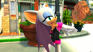 Sonic Generations Rouge 1