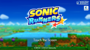 Sonic Runners screen 1