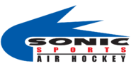 Sonic Sports Air Hockey Logo