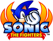 Sonic theFightersLogo