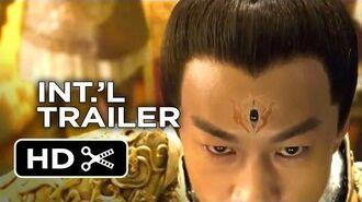 The Monkey King Official International Trailer 1 (2014) - Donnie Yen Fantasy Movie HD