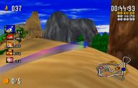 Accelerator Dash Sonic R v2