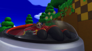 Eggman's Egg Mobile (Windy Hill)