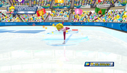Mario Sonic Olympic Winter Games Gameplay 081
