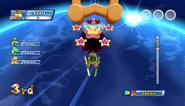 Mario Sonic Olympic Winter Games Gameplay 253