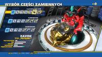 Modyfikacje Legendarny dziki silnik Zavok