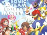 Sonic Team Unplugged Live 2004