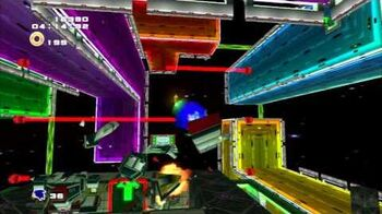 Sonic Adventure 2 (PS3) Crazy Gadget Mission 5 A Rank
