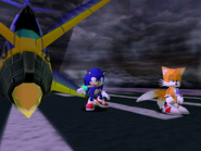Sonic Adventure DC Cutscene 204