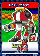 Sonic Battle karta 2