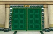 Station Square Garden Exit
