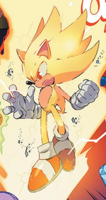 Super Sonic IDW