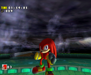 Chaos 6 DX Knuckles 15