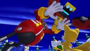 Eggman ratuje Tailsa