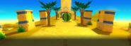 Expert Race 1 - Desert Ruins - Zone 1 - Screen 1