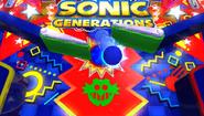 Flipper Sonic Generations