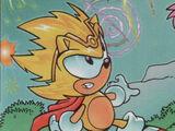 Super Sonic (Mirror Zone)