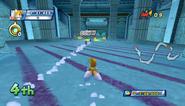 Mario Sonic Olympic Winter Games Gameplay 231