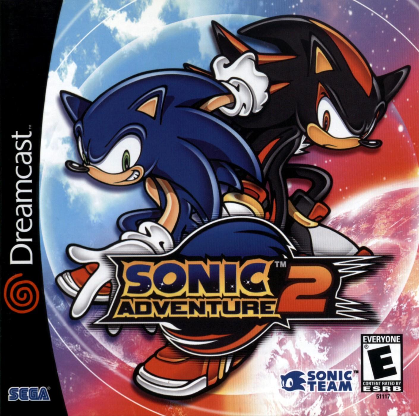 Sonic Adventure 2 Sonic News Network Fandom