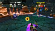 Sonic Heroes Hang Castle Team Dark 14