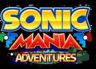 Sonic Mania Adventures Logo