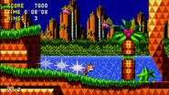 Sonic cd tails