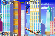 Sonic wants to see time more closely