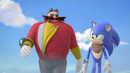 THL Sonic and Eggman 2