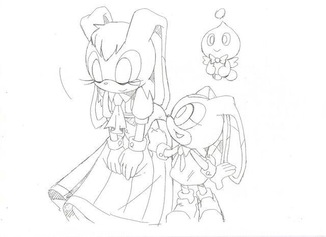 File:Vanilla Cream Sonic advance 2 ending SonicX concept art 2.jpg