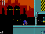 Scrap Brain Zone (Sonic the Hedgehog) (8-bit)