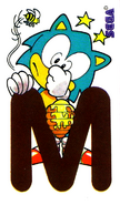 Alphabet Sonic 11