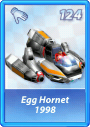 Card 124 (Sonic Rivals)