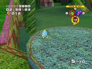 Chao Lost Jungle