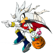 Halloween Silver - Sonic Channel
