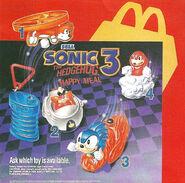 McDonalds Sonic 3 US ad