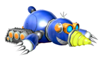 Mole de Sonic Colors
