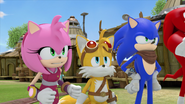 S2E18 Amy Tails and Sonic