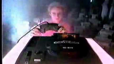 Sega Genesis commercial - The Maker
