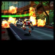 Sonic Adventure Credits (Gamma 23)