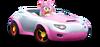 Sonic Racing Amy 2