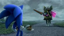 Sonic i Black Knight