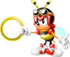 Charmy Bee - Knuckles' Chaotix