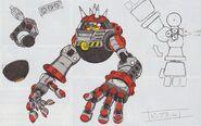 Concepto Big Arm