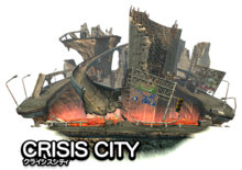 Crisis City SG ikona