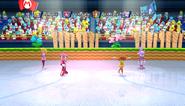 Mario Sonic Olympic Winter Games Gameplay 325