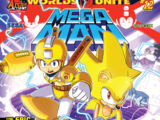 Archie Mega Man Issue 52