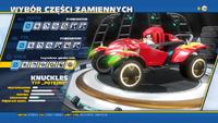 Modyfikacja Legendarne Spiralne kola