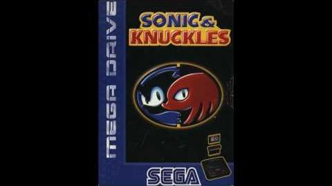 Sonic & Knuckles -Hidden Palace