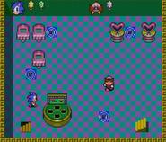Sonic Gameworld gameplay 64